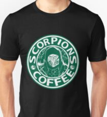 Scorpion's toasty coffe Unisex T-Shirt