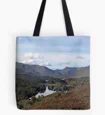 Glen Affric Tote Bag