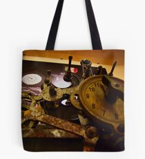 TIMECHANISM Tote Bag