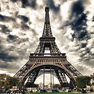 La Tour Eiffel by smilyjay