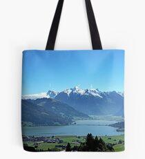 Alpine Wonderland Tote Bag