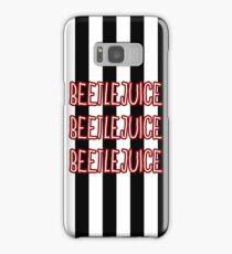 BEETLEJUICE Samsung Galaxy Case/Skin
