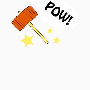 POW hammer! by Lubrian