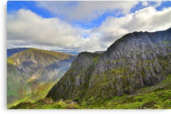 The Lake District: Big Stack on Haystacks by Robert parsons
