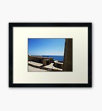 Valletta Framed Print