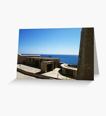 Valletta Greeting Card