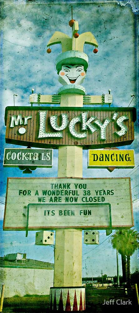 Mr. Lucky's 2 by Jeff Clark