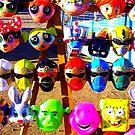 Masks by Daidalos