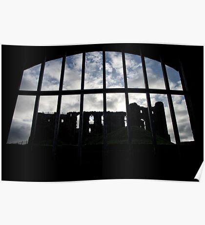 Room with a view - Kenilworth - Britain Poster