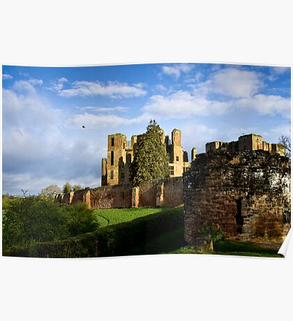The Rook of Kenilworth Castle - Britain Poster