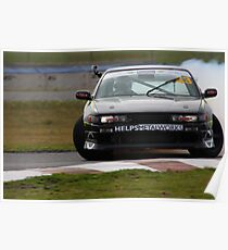 Australian Drift GP - Mallala Pt.22 Poster
