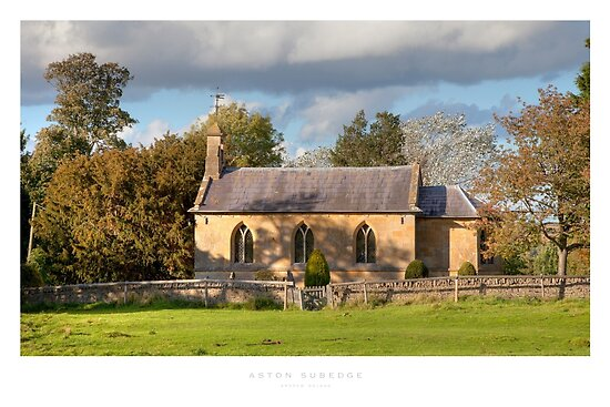 Aston Subedge, Gloucestershire by Andrew Roland