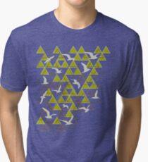 Flock of Seagulls Tri-blend T-Shirt