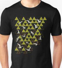 Herde von Möwen Unisex T-Shirt