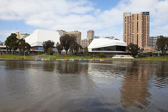 The Torrens by Peter Edwards