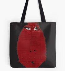 « une grosse madame rouge » Tote Bag