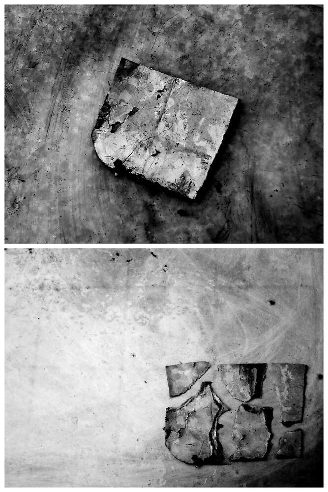 Pieces by Bo Jong Kim