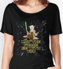 Jedi Mistress Yoda Women's Relaxed Fit T-Shirt
