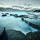 Dark Skies - Forresters Beach by Jacob Jackson