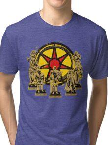 FAITH OF THE SEVEN Tri-blend T-Shirt