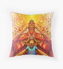 A new way to say Hooray! Throw Pillow