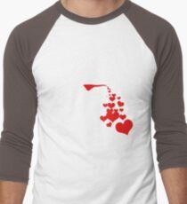 For the love of (GOOD) coffee... Men's Baseball ¾ T-Shirt