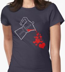 For the love of (GOOD) coffee... Women's Fitted T-Shirt
