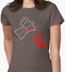 For the love of (GOOD) coffee... Womens Fitted T-Shirt