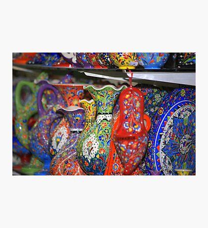 Grand Bazar, Istanbul Photographic Print