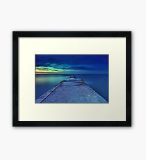 Walton Sunrise Framed Print