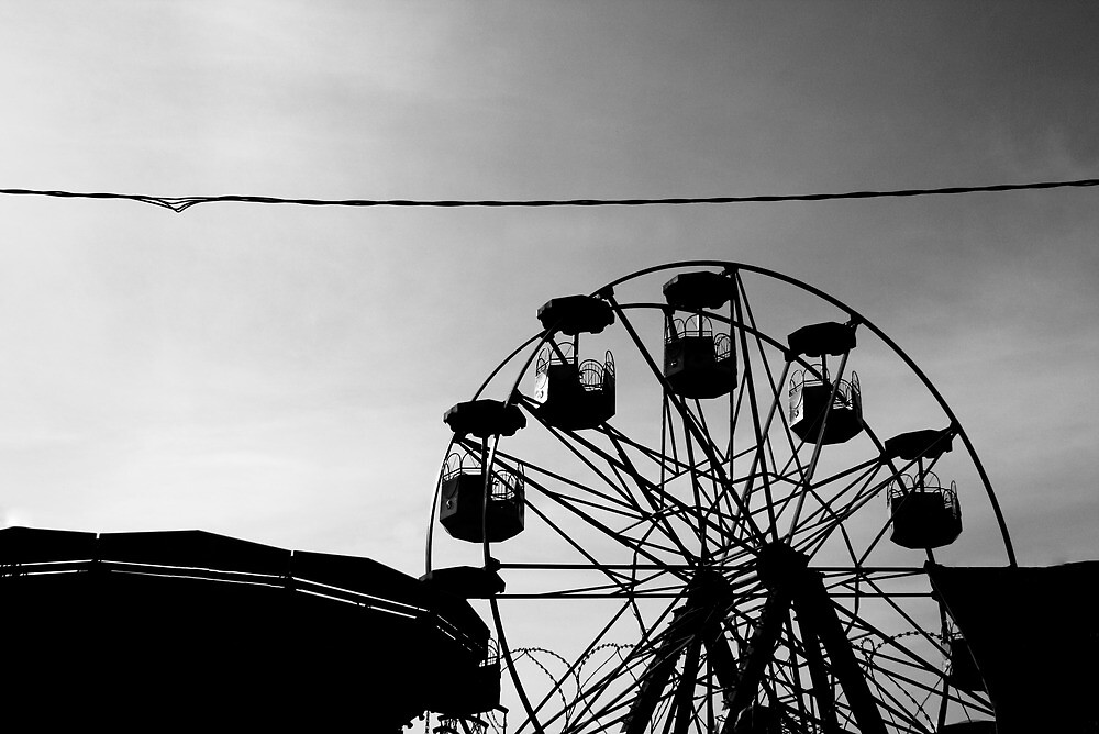 Ferris Wheel by Bo Jong Kim