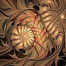 Ornate Swirls by abstractjoys