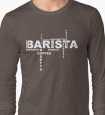 Barista Long Sleeve T-Shirt