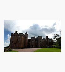 Dunster Castle Photographic Print