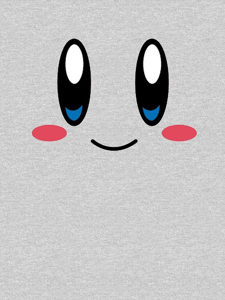 Cara de Kirby de ColinSM