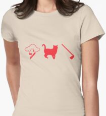 Thunder Cat Hoe T-Shirt