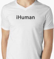 iHuman Men's V-Neck T-Shirt