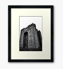 Ireland in Mono: A Different Way To Be Framed Print