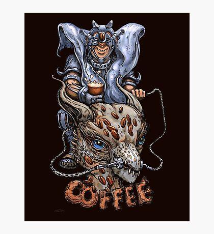 Colonel Coffee Photographic Print
