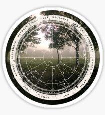 Autumn Mist Sticker