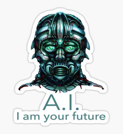 A.I. Sticker