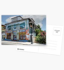 The Hub Community Arts Centre on East Bay Street in Nassau, The Bahamas Postcards