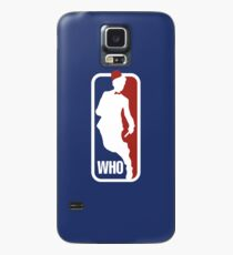WHO Sport No.11 Case/Skin for Samsung Galaxy