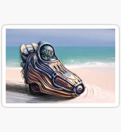 SeaSlug  Sticker