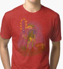 You find Sword? Tri-blend T-Shirt