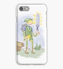You find Sword? iPhone Case/Skin