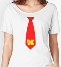 DK Tie Women's Relaxed Fit T-Shirt