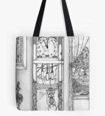 Refelection Of Time Tote Bag