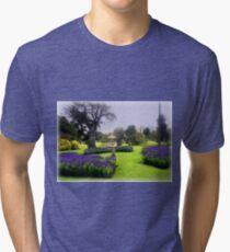 Botanical Gardens Tri-blend T-Shirt