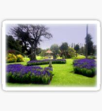 Botanical Gardens Sticker